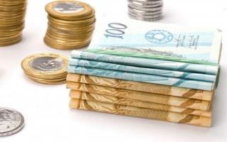 movimentações de dinheiro